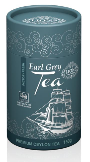 Flavoured Loose Tea in Caddies - Lions Tea Products