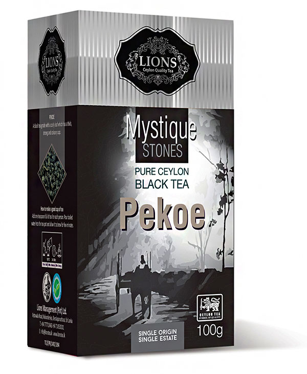 The Exclusive Loose Tea Range - Lions Tea Products