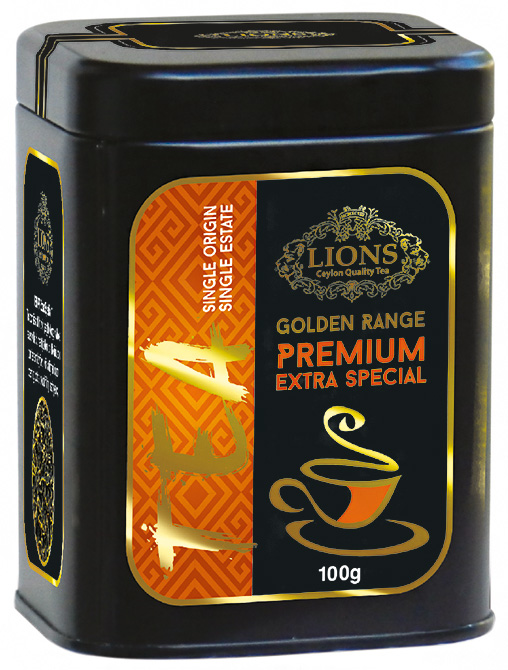 Golden Range - Lions Tea