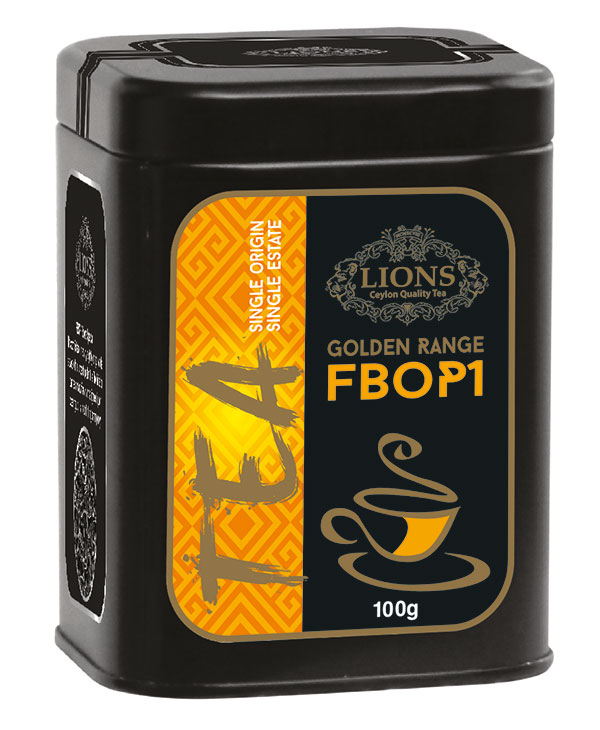 Silver Range - Lions Tea Products